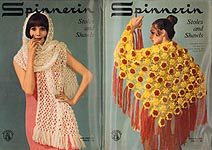 Spinnerin Stoles and Shawls