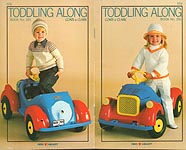 Coats & Clark Book No. 281: Toddling Along