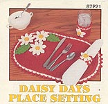 Annie's Attic Daisy Days Place Setting