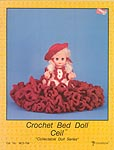 "Ceil, 13"" Crochet Bed Doll, Td creations"