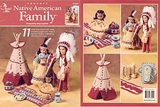 Annie's Attic Native American Family