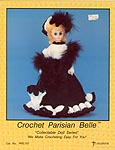 Parisian Belle - 15 inch doll by Td creations