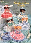 The Needlecraft Shop Trinket Box Dolls
