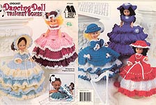 Annie's Attic Dancing Doll Trinket Boxes