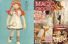 Magic Crochet No. 37, August 1985