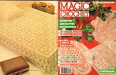 Magic Crochet No. 44, Oct. 1986