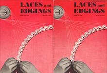 Coats & Clark's Book No. 199: Laces and Edgings