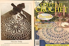 Old-Time Crochet, Summer 1998
