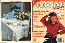 Crochet Fantasy No. 53, Sept. 1989