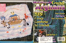 Crochet Fantasy, Feb. 1999: 99's Best Afghans