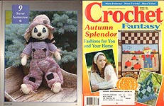 Crochet Fantasy No. 134, Oct. 1999
