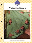 Vanna's Victorian Roses Afghan