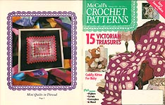 McCall's Crochet Patterns, Feb. 1993