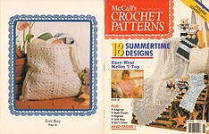 McCall's Crochet Patterns, June 1993