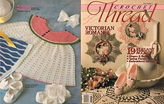 Crochet Thread, Number 4/ April - May 1990
