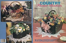 HWB Country Flower Baskets
