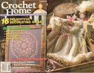 Crochet Home #28, Apr/ May 1992