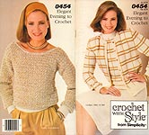Crochet With Style from Simplicity #0454: Elegant Evening to Crochet
