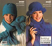 Crochet With Style from Simplicity #0495: Accessories to Crochet
