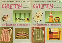Coats & Clark Book No. 116: Gifts for All Occasions To Knit and Crochet