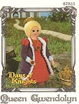 Annie's Attic Days of Knights: Queen Gwendolyn