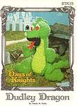 Annie's Attic Days of Knights: Dudley Dragon