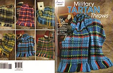Annie's Military Tartan Throws