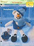 The Needlecraft Shop Crochet Collector's Series: Snowbeary