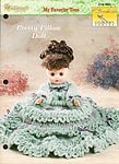 The Needlecraft Shop Crochet Collector's Series: Pretty Pillow Doll