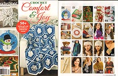 Crochet World Magazine Presents Crochet Comfort & Joy
