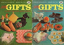Coats & Clark's Book No. 141: Jiffy Gifts