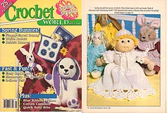 Crochet World Spring Special, 1992