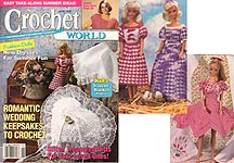 Crochet World June 1992