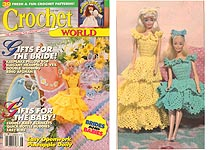 Crochet World June 1993