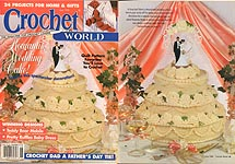 Crochet World June 1995