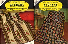 Bear Brand Your All- Time Favorite Afghans to Knit or Crochet, Revised Edition (Vol. 44)