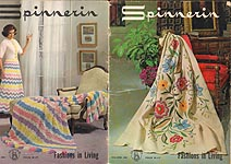 Spinnerin Fashions in Living, Vol 168