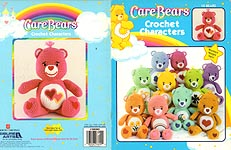 LA Care Bears Crochet Characters