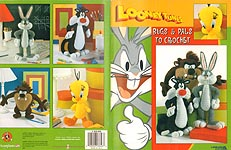 LA Looney Tunes Bugs & Pals to Crochet