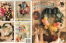 Annie's Attic Crochet Wreaths For Special Reasons and All Seasons