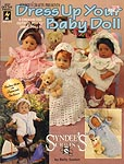 Syndee's Crafts Dress Up Your Baby Doll
