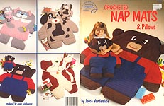 ASN Crocheted Nap Mats & Pillows