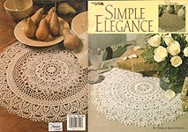 Leisure Arts Simple Elegance