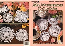 Leisure Arts Mini Masterpeices: 30 Little Doilies