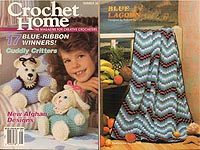 Crochet Home #34, Apr/ May 1993