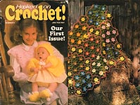 Hooked on Crochet! #1, Jan- Feb 1987