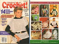 Hooked on Crochet! #45, May-June 1994