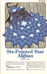 Annie's Six- Pointed Star Afghan