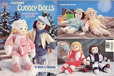 Crochet Cuddly Dolls