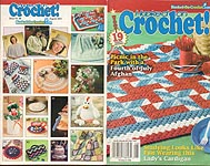 Hooked on Crochet! #88, August 2001